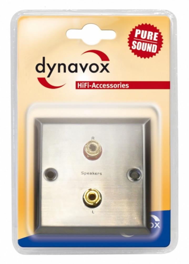 Dynavox Speaker-Wallplate Mono